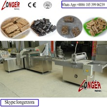 Commercial Popped Rice Candy Forming and Cutting Machine