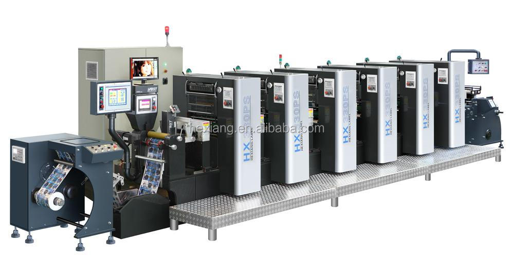 new automatic Offset printing machine price
