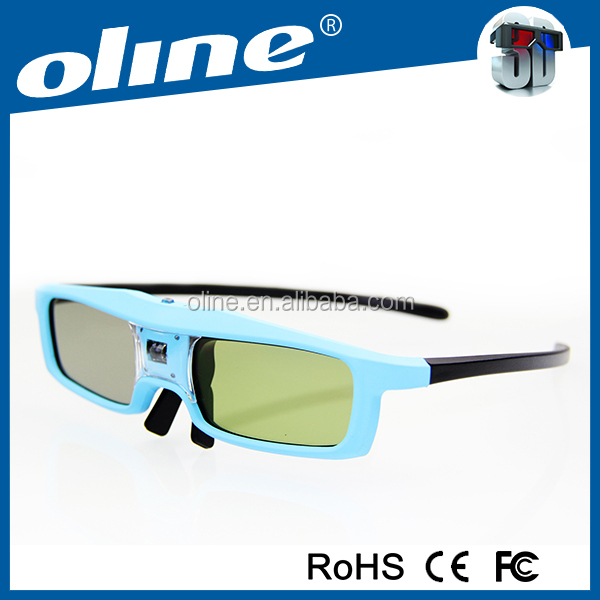 OLINE Cheap 3D Viewer with 96-144hz field rate for cinema&TV