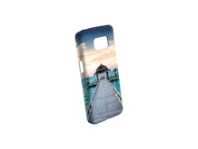 Sublimation Printable 3D Polymer Glossy Phone Cover for Samsung S7