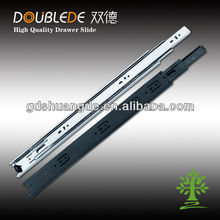 42mm metal slide track/telescopic slide track/ball bearing slide track