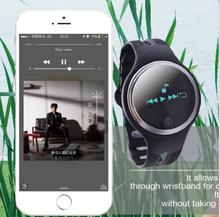 E07 Smart Health Watch Bracelet Passometer Fitness Tracker Sleep Tracker Remote Control Photo Smart Electronics Wearable Devices