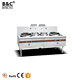 Stainless Steel Cooking Range with Single Wok/ Chinese Cooking Gas Stove for Restaurant