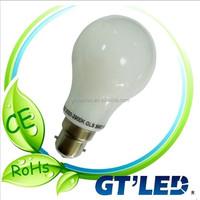 New style dimmer EMC driver LED bulb 5W E27 base for commercial