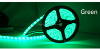 DC12V led window light strip festival indoor decoration fixture strip 5m/roll battery power