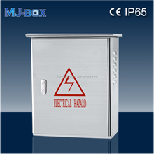 (MJ)X06 Stainless Steel Electrical Sealed Waterproof Control Box for outdoor