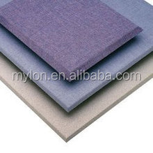 hot sell high density acoustic foam sheets/ fireproof sponge