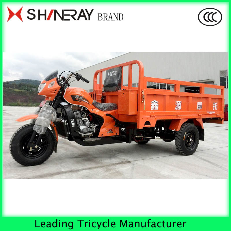 China 200CC Water cooling 3 Wheel Motorcycle/ Tricycle