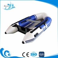 Hot sales of 2016 inflatable boat / imported PVC 0.9mm / CE certificate / germany materials
