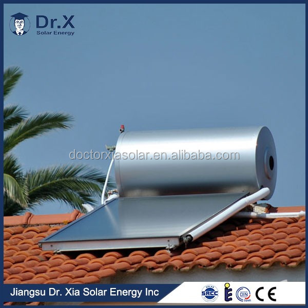 best price of non-pressurized solar hot water panel