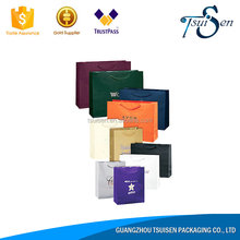 Online wholesale new products paper gift bag import china goods
