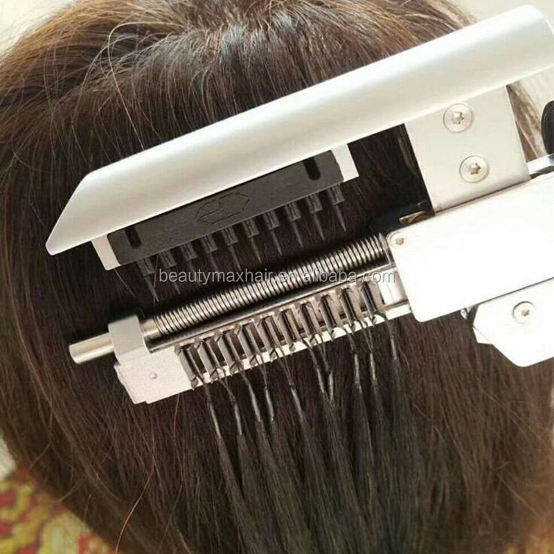2018 Wholesale 6d Hair Extensions Machine Widely Used In The 6d Hair
