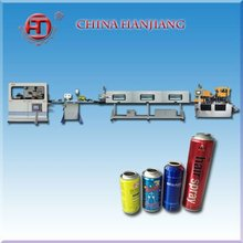Spray Paint Aerosol Can Making Machine Canning Production Line