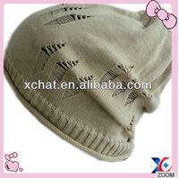 Novelty 100% cotton woman hat and cap sex product
