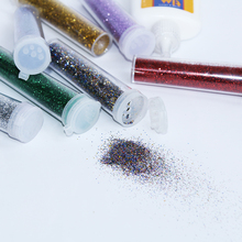 Shinning Nail Art Glitter Dust Powder For Kid Crafts DIY Decoration