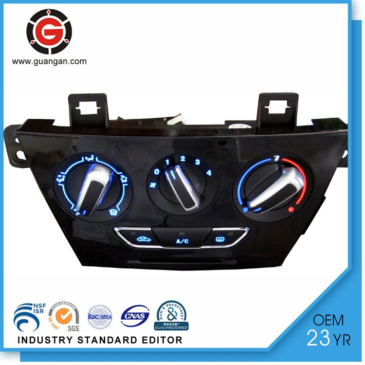 chinese products automotive auto HVAC control head