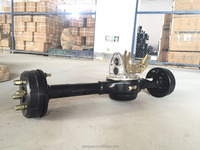 High Loading 1500w Semi Suspended Rear Axle 9th Generation for Tricycle Motor cycle
