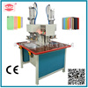 standard double head cell phone leather cover making machine