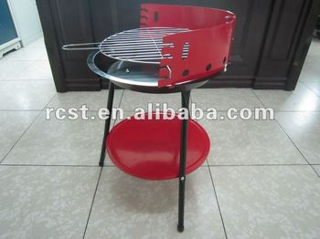 Charcoal Painted BBQ Grill (RC-BBQ-01)