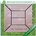 Volume Supply Fashionable No Cracking Garden Patio Wpc Flooring Wpc Decking