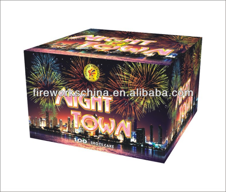 Liuyang Fireworks Factory manufacture of fireworks