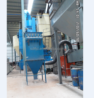 construction equipment plant for gypsum powder production line China supplier