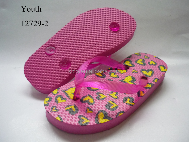 Kids Children PE Summer Favorites Beach Forever Cheetah Flip Flops zorries Thongs