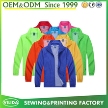 china manufacture promotion uniforms advertising cheap price promotion jacket