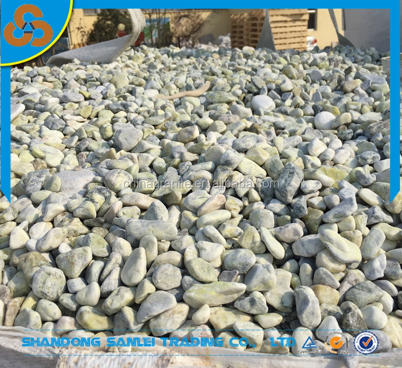 construction marble gravels crushed stone
