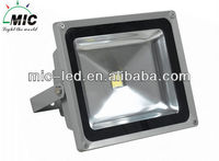 Good insulation no radiation rechargeable 400w outdoor led flood light