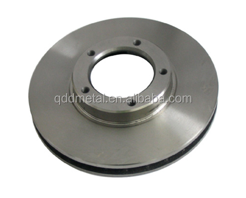 China High carbon car brake disc rotor with competitive pricing