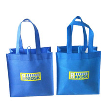 Sedex audit reusable and durable advertising cheap non woven fabric carry bag