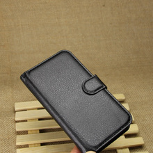 Factory wallet leather cover case for samsung galaxy win I8550 I8552