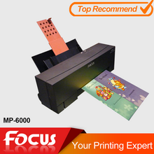 aluminum foil printing machine gold foil printer