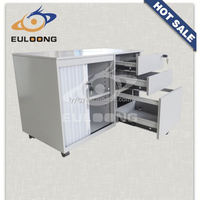 China factory modern office furniture file storage cabinets with shutter doors