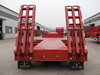 Cheap Price 4 Axle 100 Ton