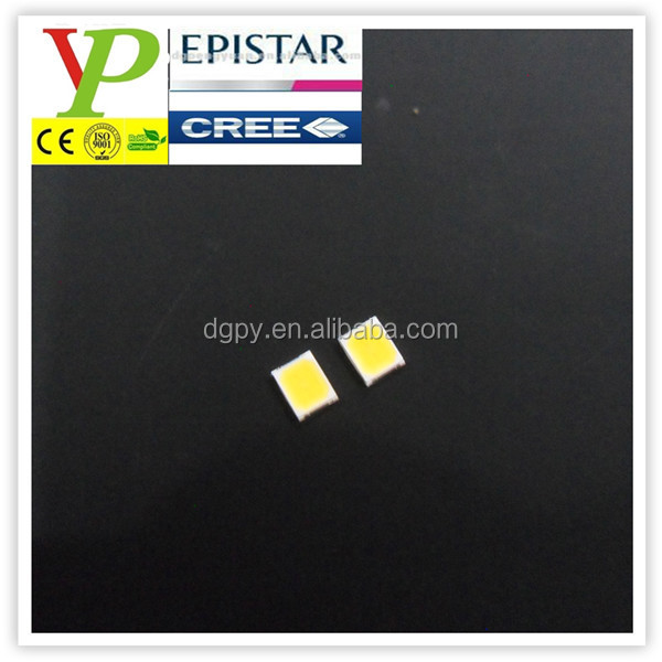 Factory Hot sale 2835 smd led datasheet red/green/yellow/blue/white/purple/orange