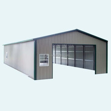 metal steel garage/portable storage shed/steel structurer warehouse