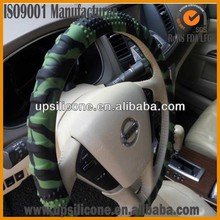 Sport Grip Slip-on Silicone steering wheel covers for car