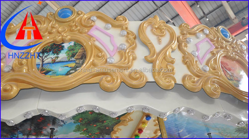new amusement rides baby musical carousel