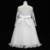 D30470 Flower girl dress with wedding birthday Bridesmaids girl Dresses Sewn Tulle Dress