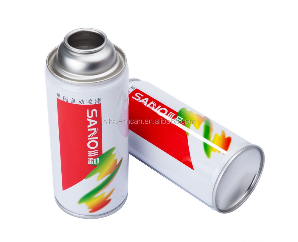 high quality aerosol can/tin can manufacturer plants for wholesale spray paint cans
