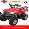 2014 Popular 110CC 125CC 4-wheel Automatic Motorcycle with CE(ATV007)