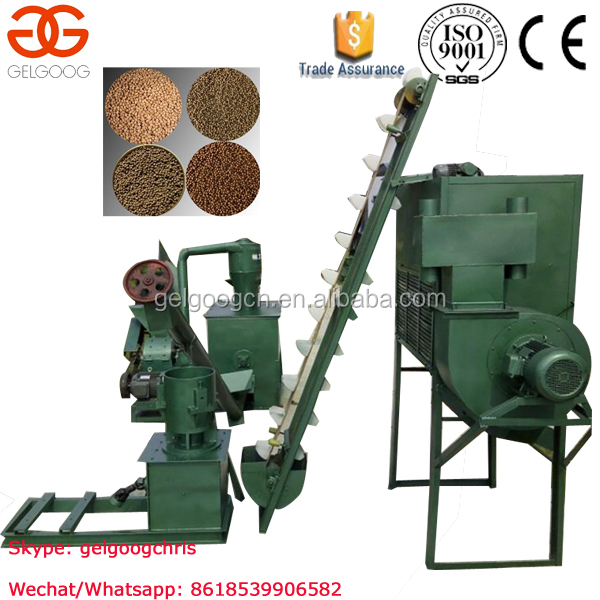 800kg/h Animal Feed Pellet Machine/Feed Pellet Making Machine for Poultry