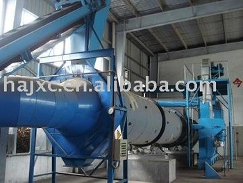 NPK compound fertilizer machine
