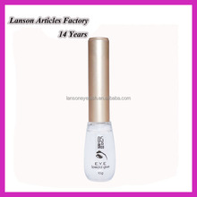 Yiwu Lanson factory Private label allergy natural eyelash glue, wholesale false eyelash glue