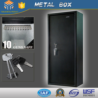 sofa furniture price list for gun safe with good quality steel plate and high quality key lock good sale in many market