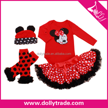 Baby Girl Party Dress Children Frocks Designs Red Latest Dress Patterns For Girls