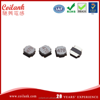 made in China ferrite core 1 henry coil inductor