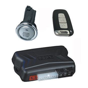 Push button start passive keyless entry system device